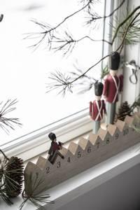 Bilde av Julekalender gående gardist